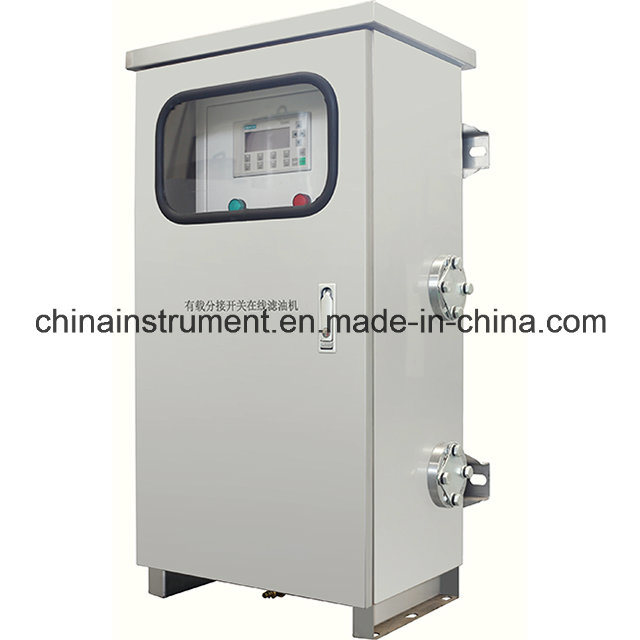 Transformer Oil Purifier on-Load Tap Changer Online