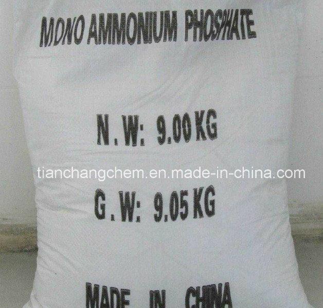 Fertilizer Grade Monoammonium Phosphate 12-61-0 Map