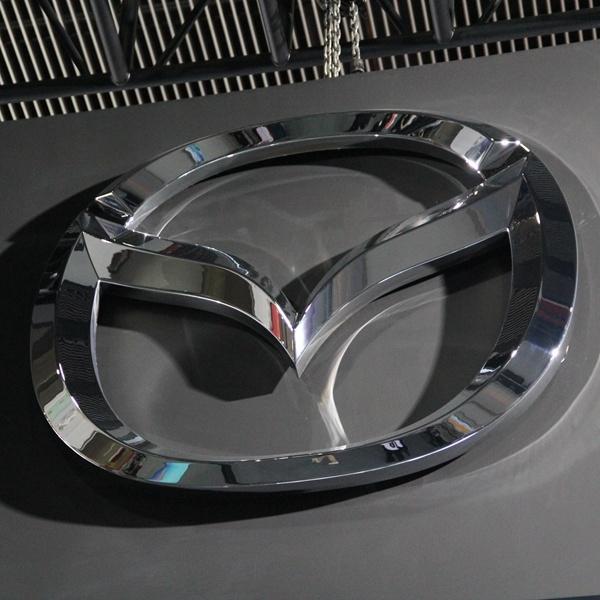 ABS Metal Plating Custom Chrome Car Logos