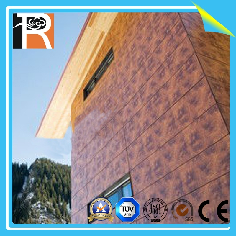 Woodengrain Waterproof Wall Panel (EL-16)
