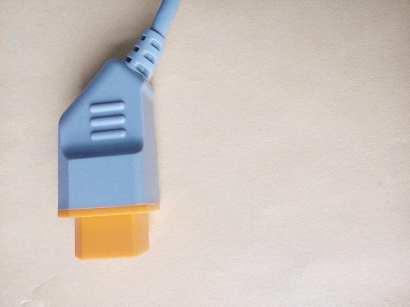 Nihon Kohden-Edward Invasive Blood Pressure (IBP) Cable