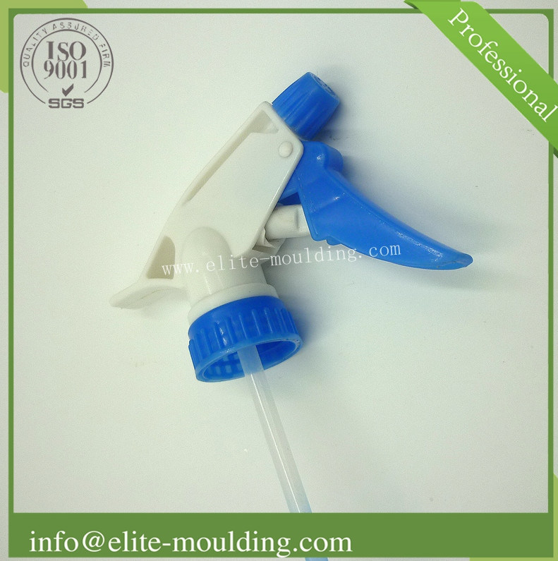 Plastic Injection Mould for Spray Bottle Parts