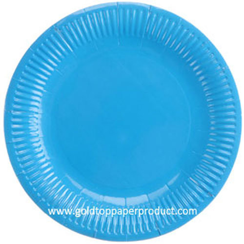 Disposable Dinner Luncheon Paper Plates