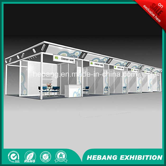 Hb-L00018 3X3 Aluminum Exhibition Booth