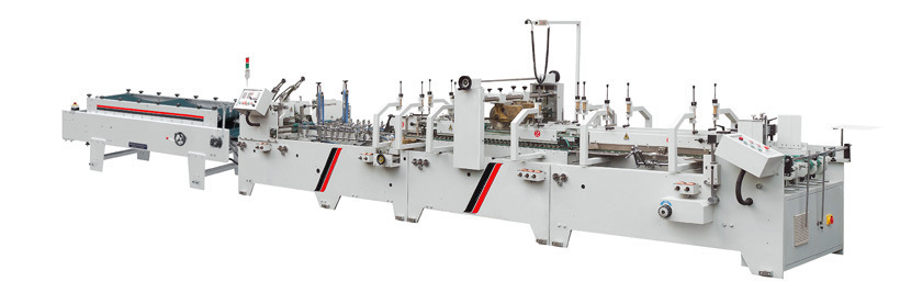 Fully Automatic Pre-Folder & Lock Bottom Folder Gluer (GTHH-800/900)