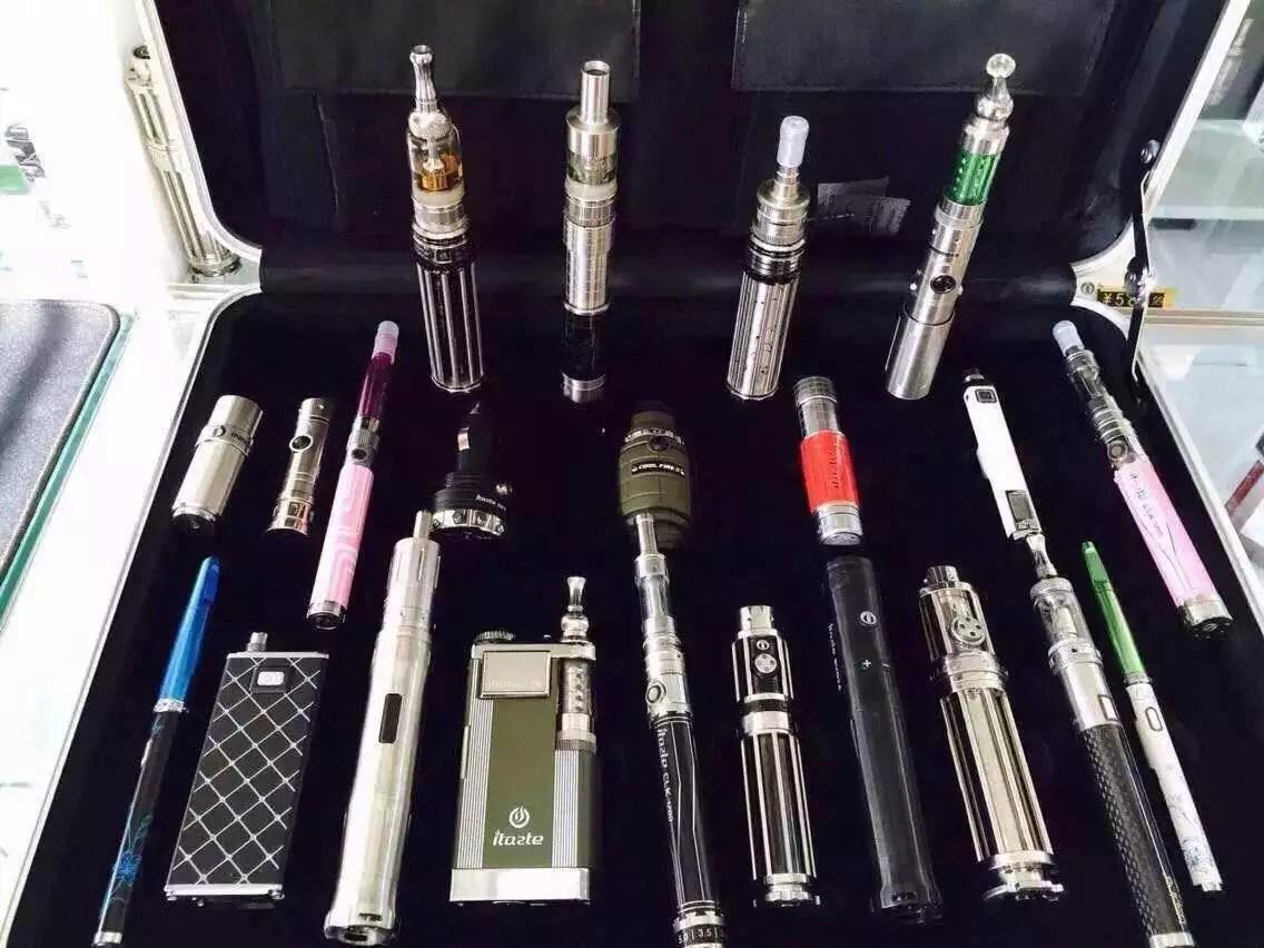 Vape Box Mod 50W Vape E Cigarette Ni200 Accurate Temperature Control Mods E Cigarette