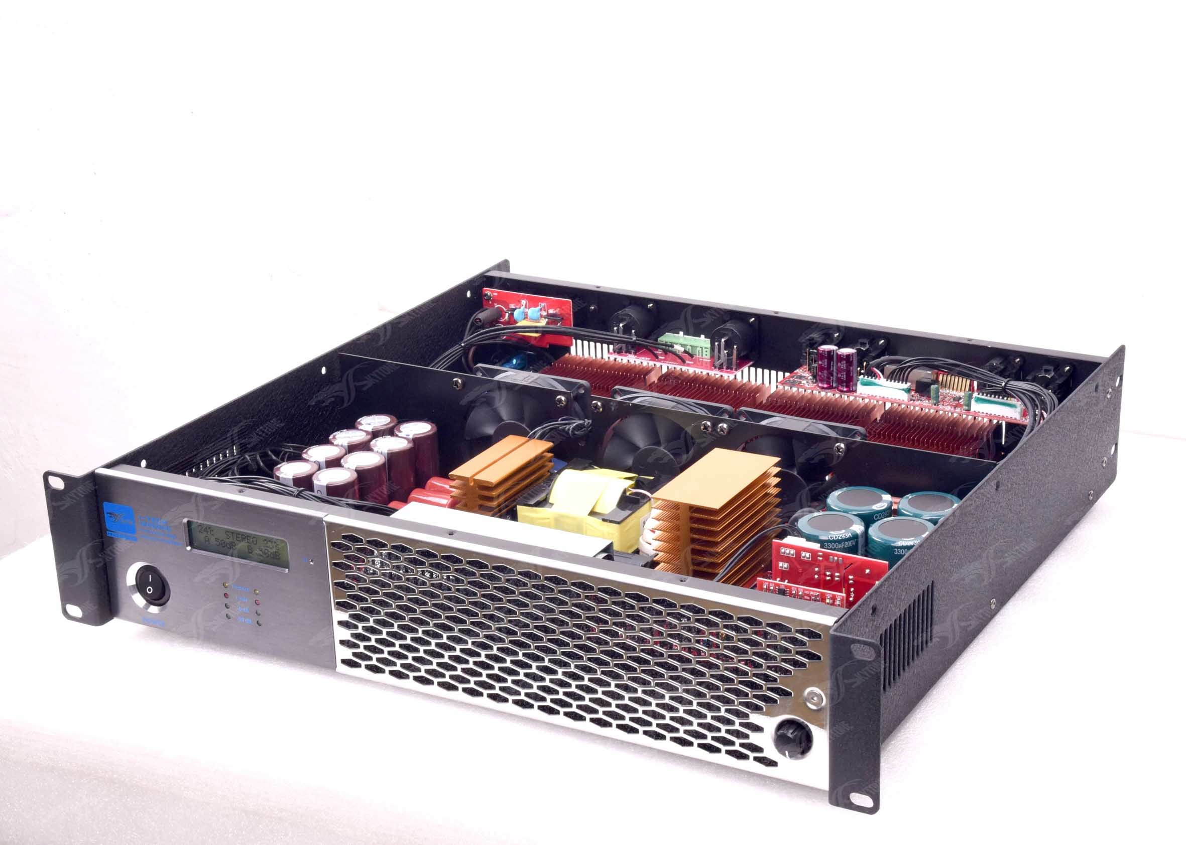 I-Tech12000 Class HD Extreme Professional High Power Amplifier