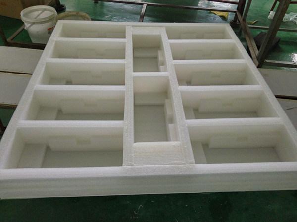 Foam Die Cutting, Expandable Polyethylene Foam, EPE Foam