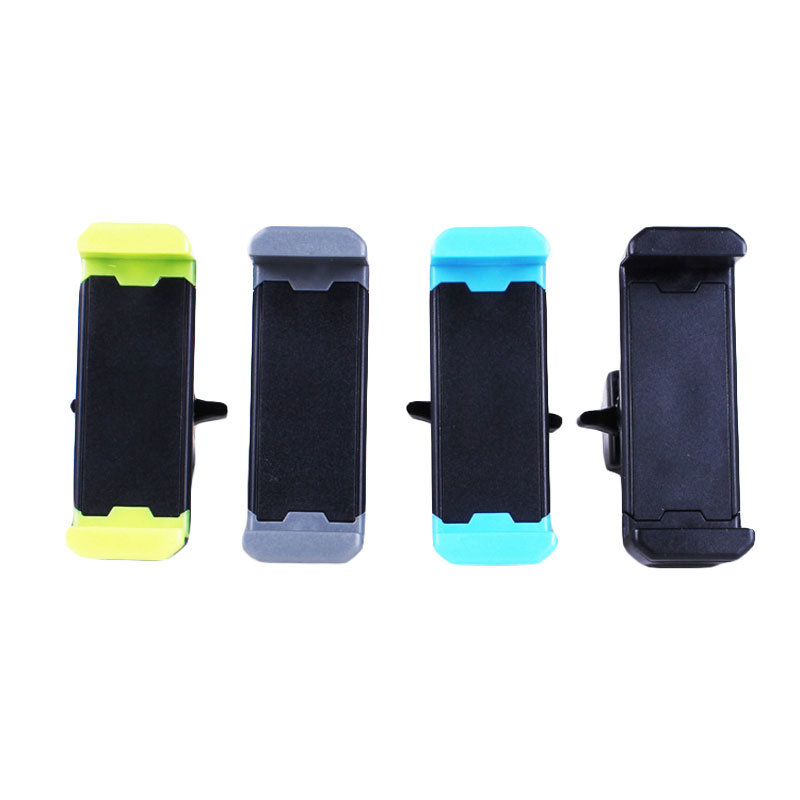 360 Rotating Car Air Vent Plastic Clamp Holder Phone Accessories