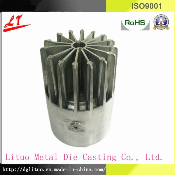 Aluminum Alloy Die Casting Heat Sink Base Part