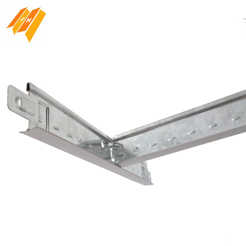 Hot Dipped Glavanized Steel Frame Ceiling T Grid (T24, T15mm)