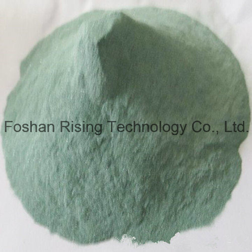 Green Silicon Carbide for Abrasive and Refractory