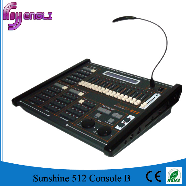 Professional DMX 512b DJ Console for Stage Light (HL-512B)