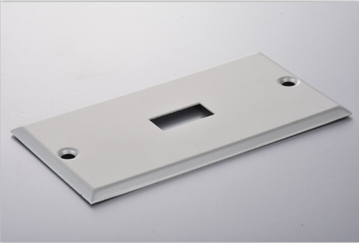 Customized Aluminum Profile with Precision CNC Machining & Surface Treatment