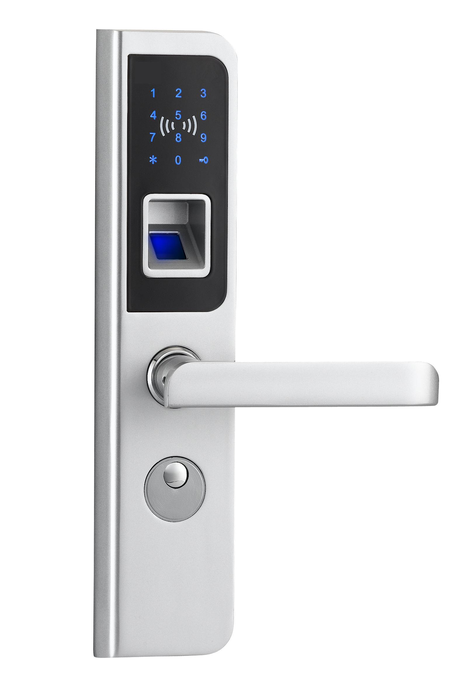 Fingerprint Hotel Security Lock (JS-005-Y)