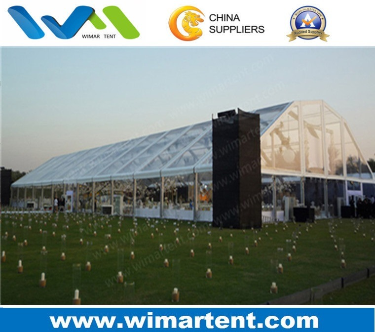 Latest Large Polygon Marquee Carpa Tent for 3000 People Concert Hall
