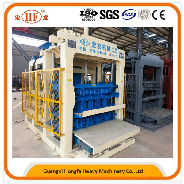 Cement Hydraulic Interlocking Block Making Plant