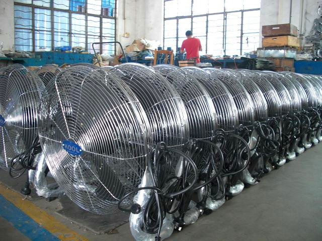 45cm Industrial Electric Floor Fan with Ce/SAA/CB