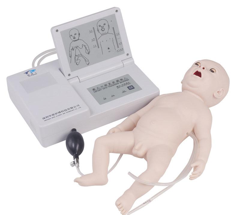Medical Nursing Infant CPR Training Equipment First Aid Simulator Manikin