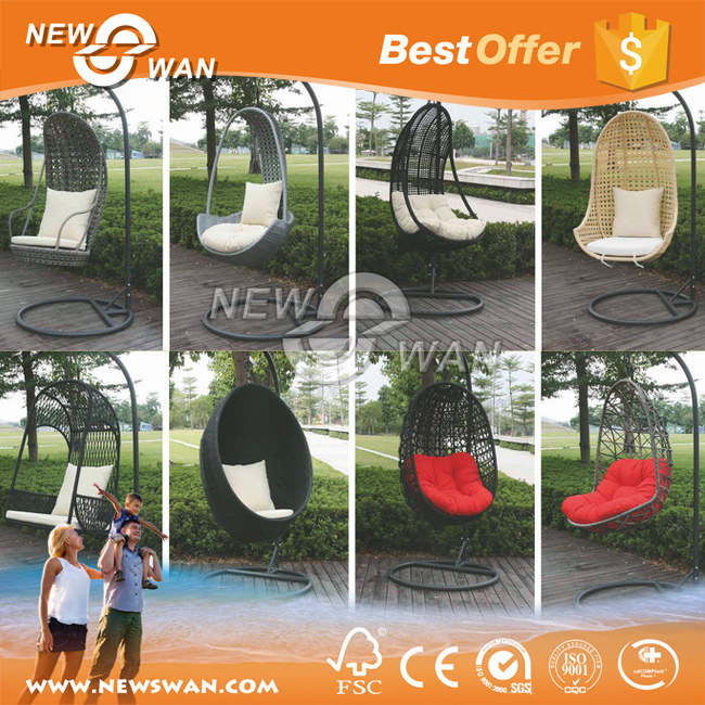 Outdoor Rattan Furniture for Hotel Use (Sofa, Longue, Chair)