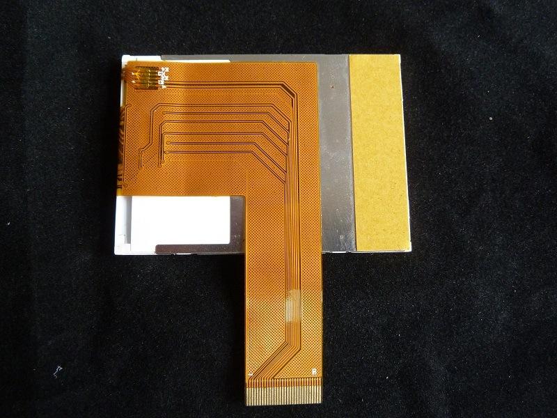 "Rg-T024sqh-02 ODM 2.4"" Small TFT LCD Portable Display Car DVR Screen"
