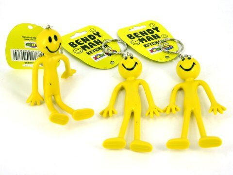 Doll of Bendable Positionable Action Figures