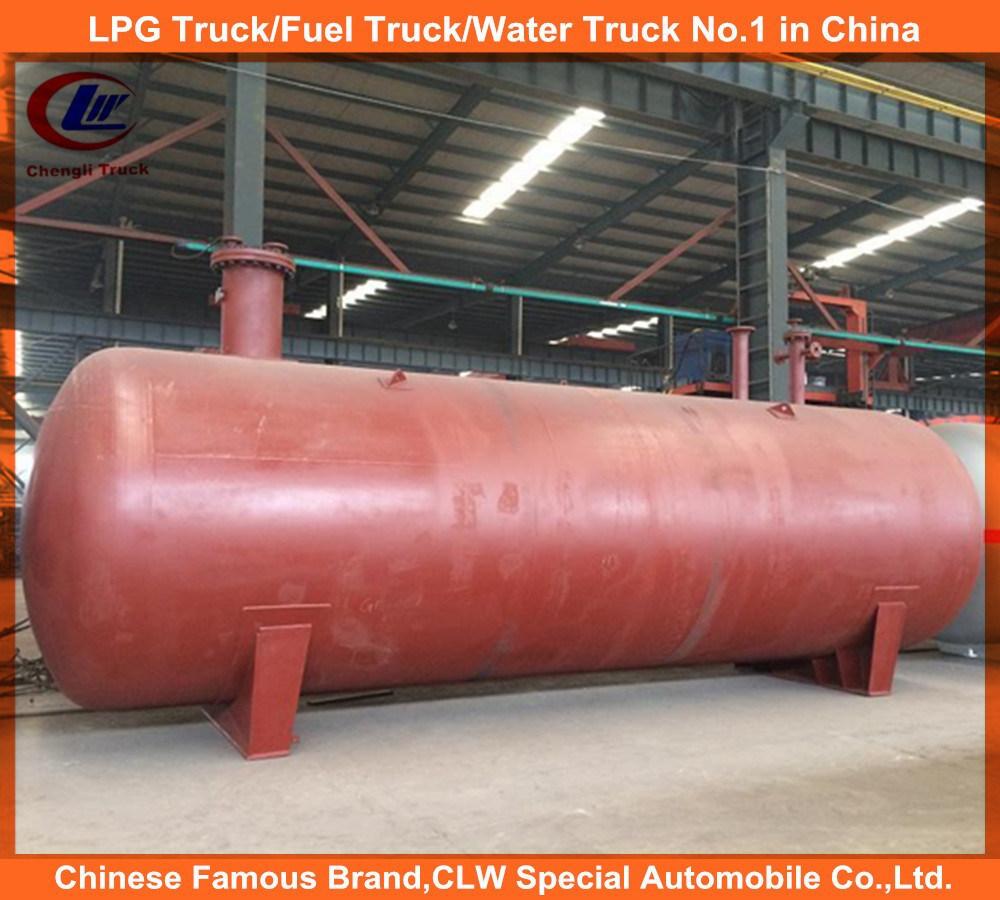 Factory Sale 25ton LPG Tank ASME 50m3 LPG Tanker 50000L LPG Storage Tank for Sale