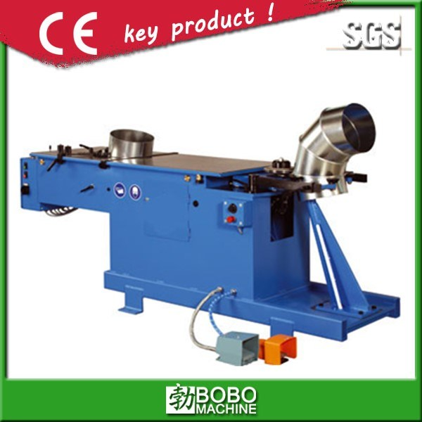 Round Air Duct Elbow Forming Machine
