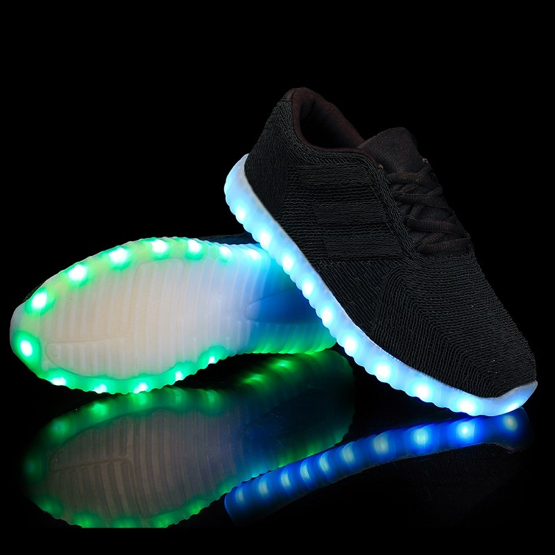 2016 Factory Wholesale LED Flashing Shoes Sneaker Shoe Light
