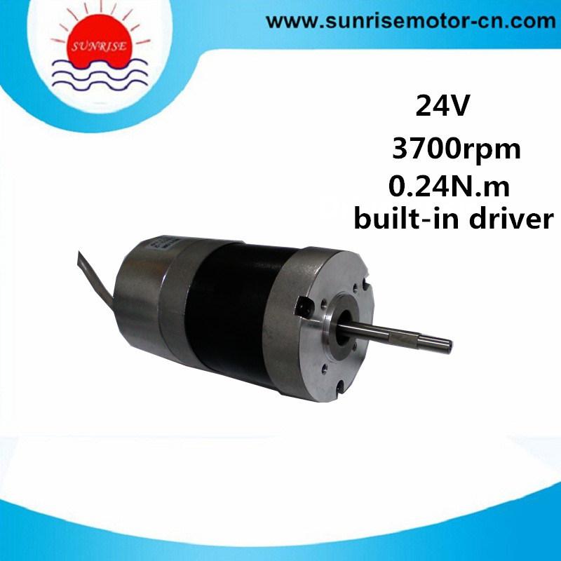 57bid04-2452-2 24VDC Brushless Built-in DC Motor for Coffee Machine