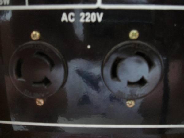 GB6500dg Air-Cooled Power Diesel Generator for Industrial Use