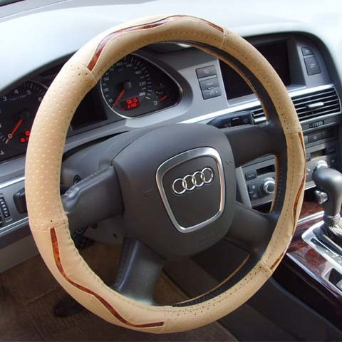 High Quality Auto Steering Wheel Cover