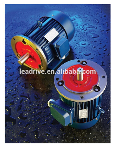 B5 Flange Y2 Cast Iron Three Phase motor