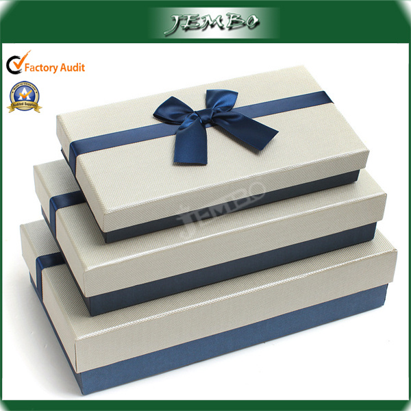 Customized Fashion New Recycled Paper Promotion Gift Boxes