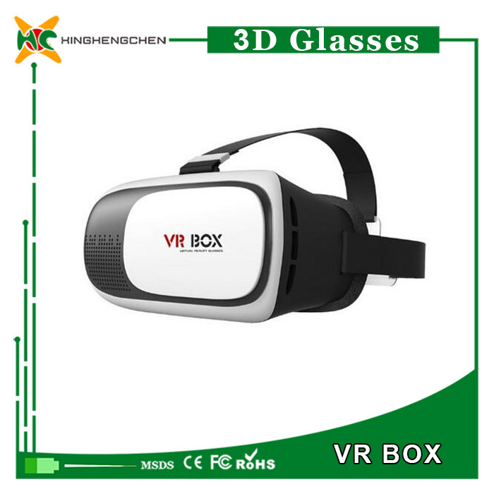 3D Vr Glasses for Blue Film Video Open