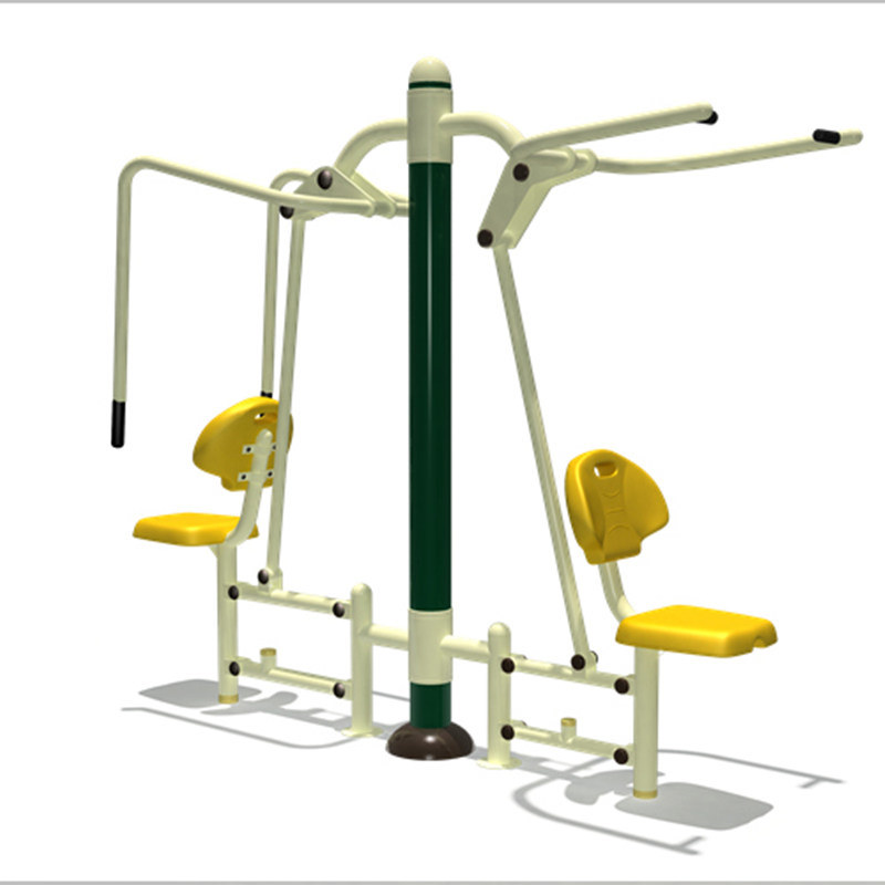 Park Amusement Exercise Outdoor Building Gym Fitness Playground Equipment