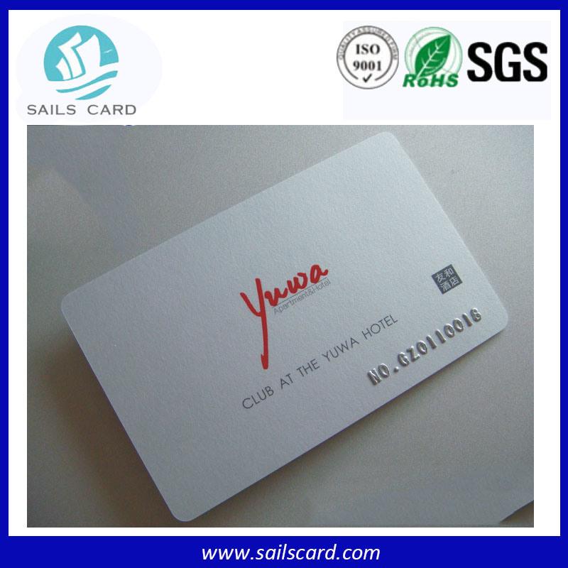 Proximity I Code 2 RFID Card