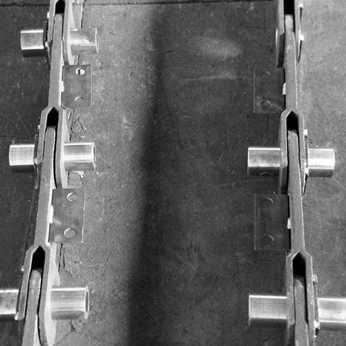 Totally Enclosed Horizontal Scraper En-Masse Chain Conveyor