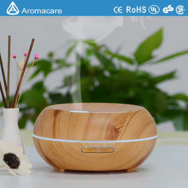 Colorful LED Changing Light 200ml Aroma Fragrance Diffuser (TA-039)