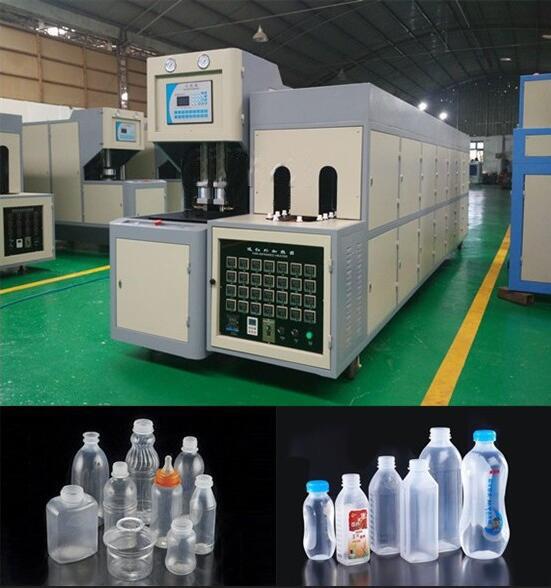 Hot Filling PP Bottle Plastic Blowing Machine