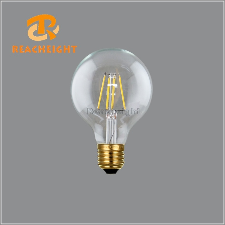 G95 Diamond Dimmable LED Filament Bulb