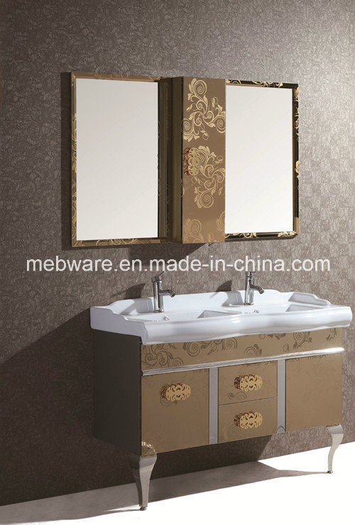 Saudi Arabia High Quality Stainless Steel Bathroom Cabinet