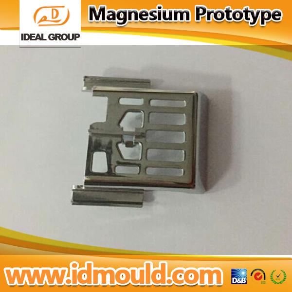 Magnesium Alloy Prototyping