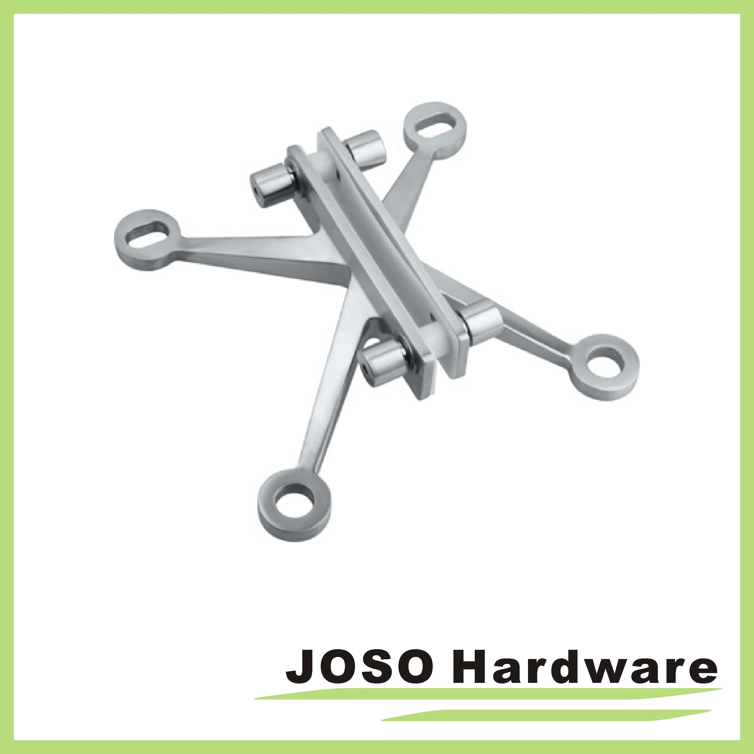 Point Fixed Stainless Steel Glass Wall Spider Fitting SPD4005