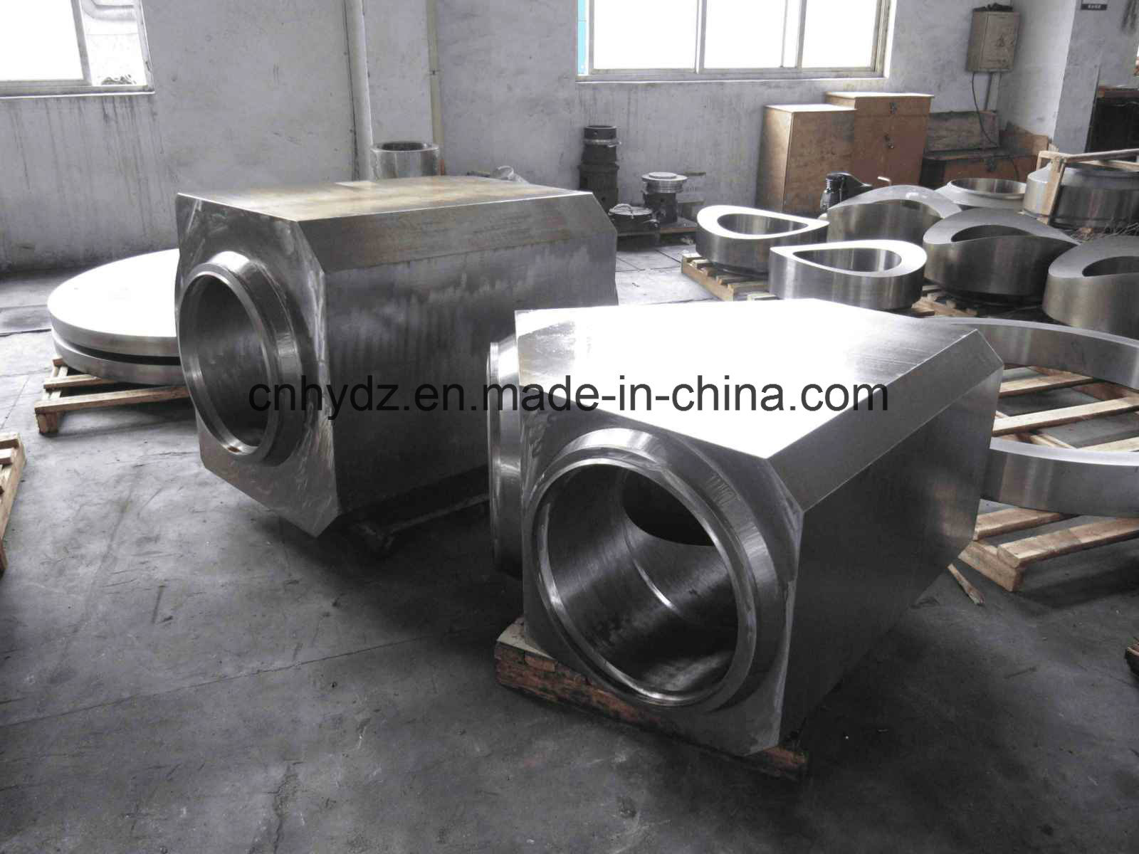 Stainless Steel SA182 F91 Hot Forged Valve Body