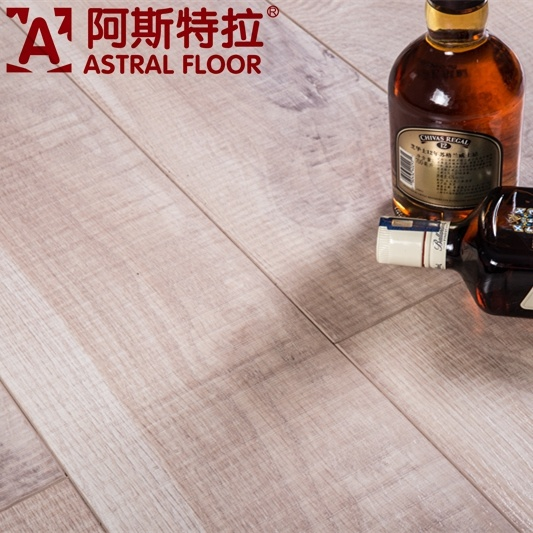 2015 2016 New Product CE Certificate HDF Laminate Flooring (AS00123)