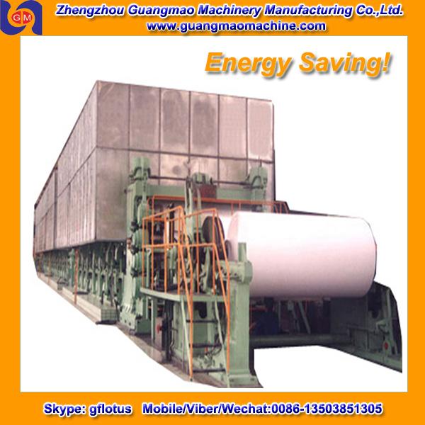 Corrugated Paper Making Machine, Waste Recycling Machine, Carton Production Line