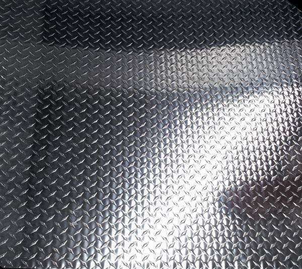 diamond plate aluminum sheets