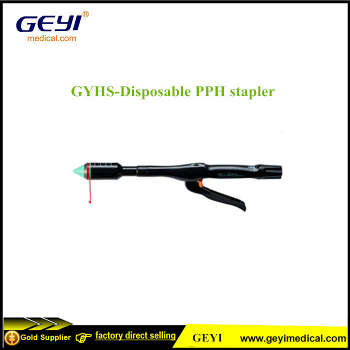 Disposable Circular Stapler for Hemorrhoids Pph Stapler