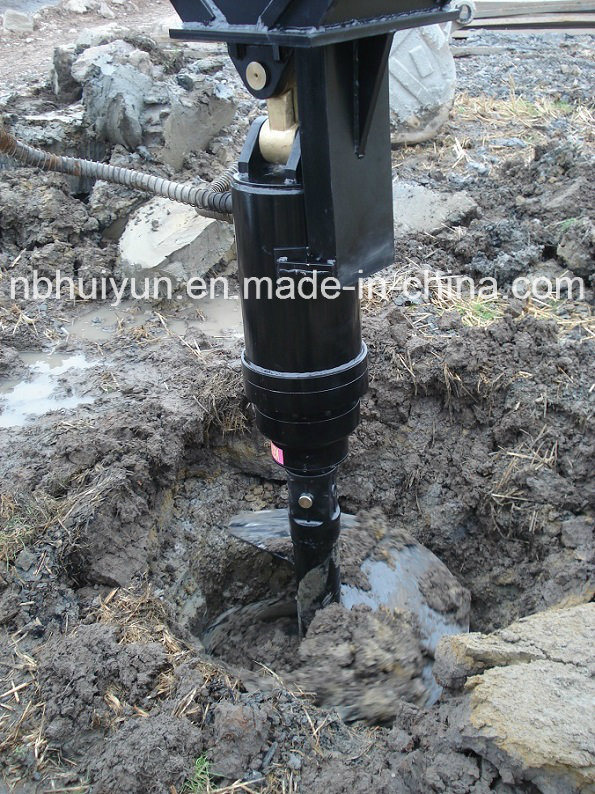 Auger Drilling Machine